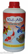 Aquarium general aid Rid Alls 1000ML medicine Anti Chlorine Rid All purifier