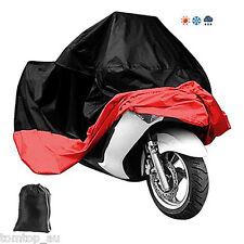 Waterproof Outdoor UV Protector Motorbike Rain Dust Bike Motorcycle Cover XL HQ
