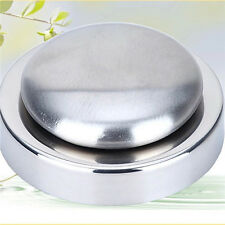 Kitchen Bar Chef Hand Eliminating Odor Smell odour Remover Stainless Steel Soap