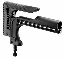 SSR-25 Fab Butt stock with Height Adjustable Cheek Rest and Retractable Monopod
