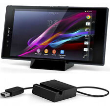 New Genuine SONY EXPERIA Z1 C6943 DESKTOP CHARGER original smartphone sync dock