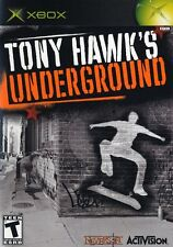 Tony Hawk's Underground - Original Xbox Game