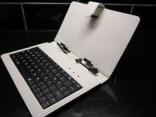 Graphite Grey/Silver USB Keyboard Case/Stand for Ainol Novo 7 Tornado Tablet PC
