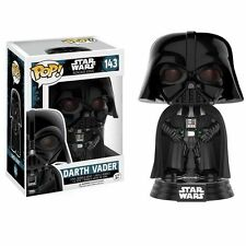 Funko Pop Star Wars Rogue One Darth Vader Bobble-head Vinyl Figure Toy #143