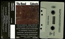 The Band Cahoots USA Cassette Tape