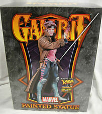 BOWEN DESIGNS GAMBIT FS Statue !  X-MEN bust Rogue Sideshow