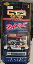 Exclusive Collectors Edition Matchbox Collection D.A.R.E.  Car