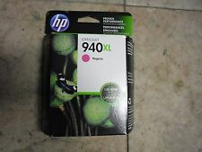 New! Genuine HP 8500 8500A 8000 940XL Magenta High Yield Ink Cartridge C4908AN