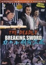 THE DEADLY BREAKING SWORDS  - NEW DVD