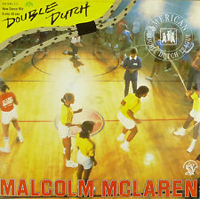 "12"" Maxi - Malcolm McLaren - Double Dutch - B64 - RAR  - washed & cleaned"