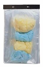 Cotton Candy Plain Bags Gold Medal 100 Count with Ties Bag Concession Floss Bulk