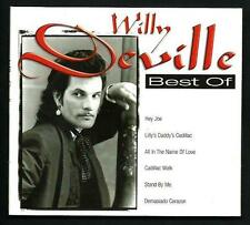 Willy Deville : Best of - CD del 1996 , perfetto