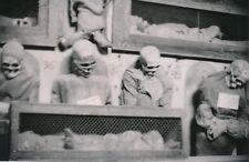 ITALIE c. 1935 -  Catacombes des Capuccini à Palerme - P1028