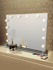 Hollywood Mirror Large Illuminated Dressing Table All Mirror Landscape 80x110