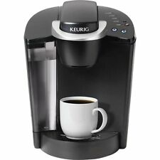 KEURIG K40 ELITE AUTOMATIC K-CUP SINGLE BREWING SYSTEM - BLACK