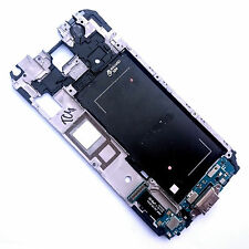 ORIGINALE Samsung Galaxy S5 G900 USB CHARGE PORT FLEX + MIDDLE CHASSIS PLATE LCD