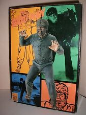 HORIZON WOLFMAN VINYL MODEL 1/6 SCALE  FACTORY SEALED PARTS IN GLOSSY BOX RARE