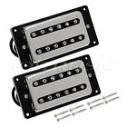Guitar Humbucker Pickup Neck Bridge For Gibson Les Paul Epiphone Replacement