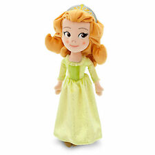 Authentic Disney Store Amber Plush Doll Sofia the First Small 13''
