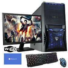 Procesadores De Escritorio Pc para juegos de ordenador Bundle 3.6 Ghz 16 Gb 1 Tb win10 Dp202