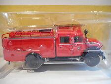 MAGIRUS DEUTZ MERCURIO TLF16 (1959) Pompiers Madrid 1/43 Diecast