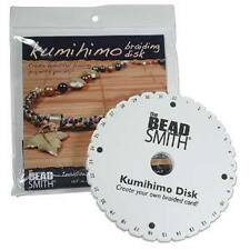 Kumihimo Kumi Himo Round Weaving Disc Disk Yarn Japanese Braid Cord