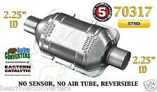 "Eastern Universal Catalytic Converter Standard 2.25"" 2 1/4"" Pipe 10"" Body 70317"
