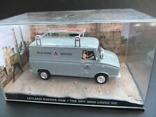 Leyland Sherpa Van    007 James Bond  1:43 #765 Der Spion der mich liebte No 61