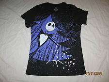 Nightmare Before Christmas Tim Burton T Shirt XL Walt Disney Short Sleeve
