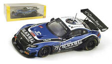 Spark SB102 BMW Z4 #79 2nd PAM 'Ecurie Ecosse' 24H Spa 2014 - 1/43 Scale