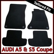 Audi A5/S5 Coupe Tailored Fitted Carpet Car Mats