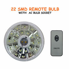 ONLITE 22 SMD LED Emergency Bulb Light with Remote Multi function with B22holder