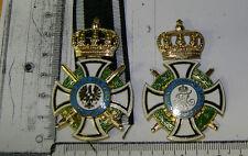 Hausorden der Hohenzollern am Band