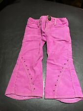 """18"""" Nicki American Girl Doll Retired Ranch Outfit Purple Jeans Pants ONLY"""