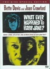 What Ever Happened to Baby Jane  DVD Bette Davis, Joan Crawford, Victor Buono, W
