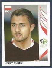 PANINI FIFA WORLD CUP-GERMANY 2006- #073-POLAND & LIVERPOOL-JERZY DUDEK