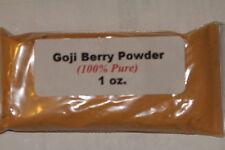 1 oz. Goji Berry Powder (100% Pure)