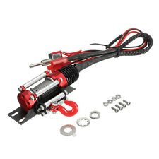 Winch Traction System For 1/10 Axial SCX10 Remote Control Automatic Crawler RC C