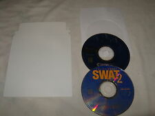 Police Quest Swat 2 & Swat 3 Close Quarters Battle - PC