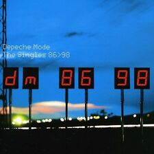 Depeche Mode - Depeche Mode : Singles 86-98 [New CD] Holland - Import
