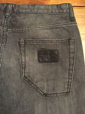Stitch's Jeans 34 X 28 Barfly Fade Straight Leg Button-Fly