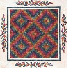 Autumn Trails Quilt Pattern by Starr Designs-FREE US SHIPPING!