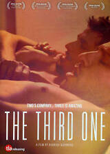 THE THIRD ONE DVD REGION 2 GOOD CONDITION GAY PRIDE INTEREST CANADA$10 WORLD$14