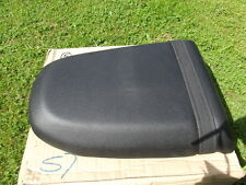 HONDA CBR600RR PILLION RIDERS SEAT.  NOS  GENUINE HONDA. BLACK 5