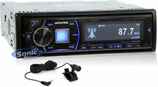Alpine CDE-HD149BT In-Dash CD/MP3/USB/HD/iPod Car Stereo Receiver w/ Bluetooth