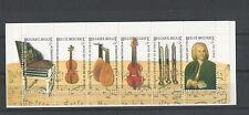 België boekje/carnet B35 xx -  muziek  -  postprijs