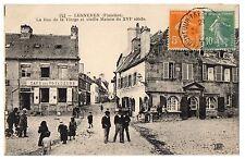 CPA 29 - LESNEVEN (Finistère) 152. La rue de la Vierge et vieille maison du XVIe