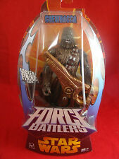 STAR WARS FORCE BATTLERS -CHEWBACCA- W/ WATER FIRING BLASTER NEW