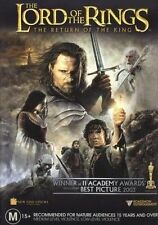 The Lord Of The Rings - The Return Of The King (DVD, 2004, 2-Disc Set)