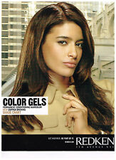 Redken Color Gels Permanent Conditioning Hair Color Shade Chart NEW Copper Brown
